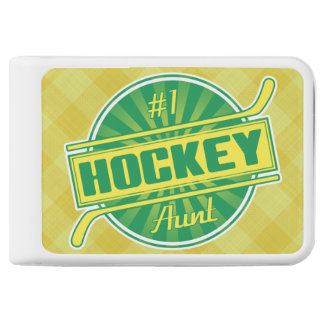 #1 Hockey Aunt Portable Battery Charger Power Bank