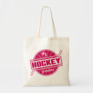 1 Hockey Grandma Tote Bag