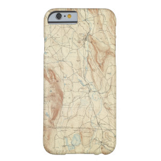 1 hoja de Sheffield Funda Barely There iPhone 6