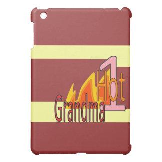 1 Hot Grandma iPad Case