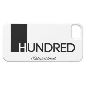 1 Hundred© Brand Goods iPhone SE/5/5s Case