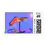 1 i 1 sello postal