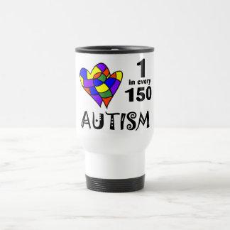 1 In 150 (Two Hearts) Coffee Mug