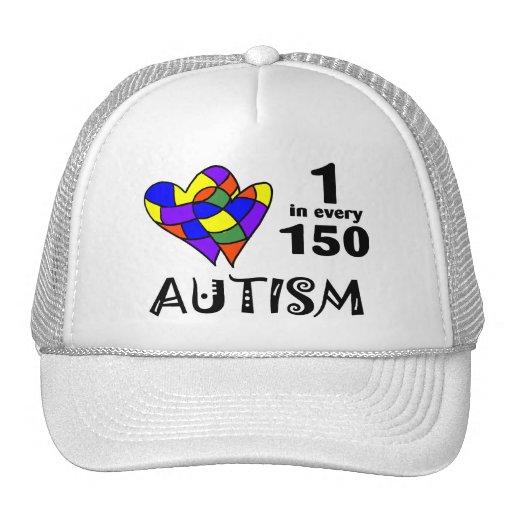 1 In 150 (Two Hearts) Trucker Hat
