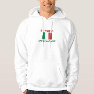 #1 Italian Nonno Hoodie