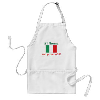 #1 italiano Nonna (abuela) Delantales