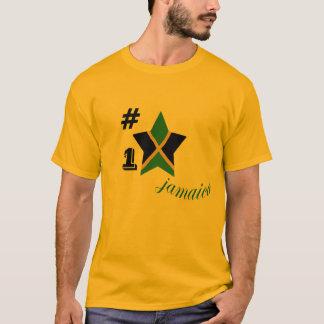 #1 Jamaica Star T Shirt