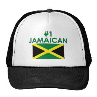 #1 Jamaican Trucker Hat