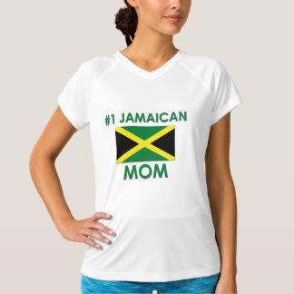 #1 Jamaican Mom T-Shirt