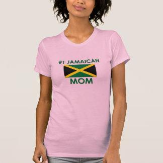#1 Jamaican Mom T-shirts