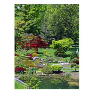 1 Japanese Garden I.JPG Postcard