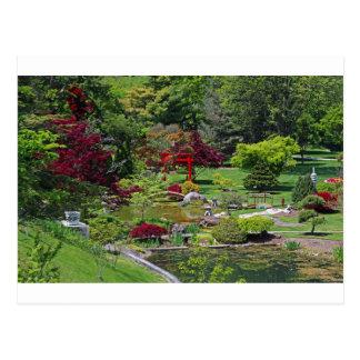 1 Japanese Garden II.JPG Postcard