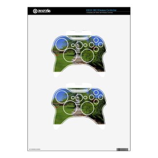 1 Joe and Marie Schedel Pagoda-horizontal.JPG Xbox 360 Controller Decal