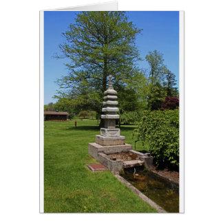 1 Joe and Marie Schedel Pagoda- vertical.JPG Card