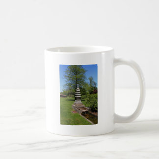 1 Joe and Marie Schedel Pagoda- vertical.JPG Coffee Mug