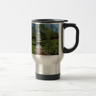 1 Joe and Marie Schedel Pagoda- vertical.JPG Travel Mug