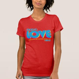 1 John 4:16 Women's T-Shirt