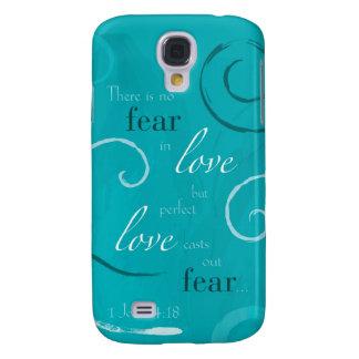 1 John 4 :18 Samsung Galaxy S4 Cover