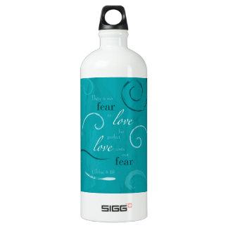 1 John 4:18 SIGG Traveler 1.0L Water Bottle