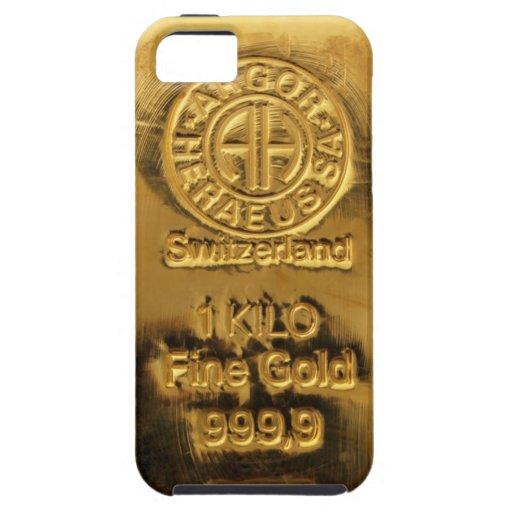 1 kilogramo multa la caja del teléfono 5 de Suiza  iPhone 5 Cárcasas
