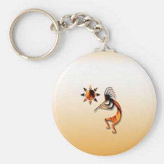 1 Kokopelli #1 Keychain