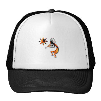 1 Kokopelli #1 Trucker Hat
