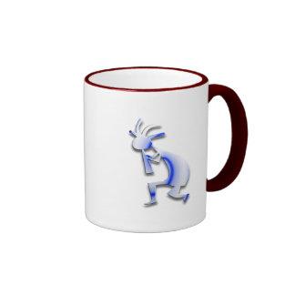 1 Kokopelli #36 Ringer Mug