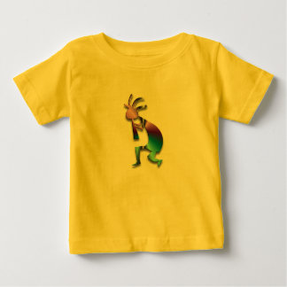 1 Kokopelli #6 Baby T-Shirt