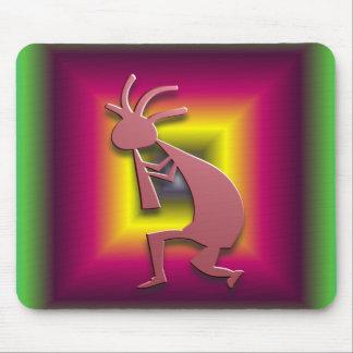1 Kokopelli #77 Mouse Pad