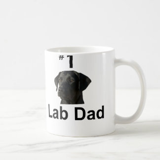 # 1 lab dad - 2 (bl) coffee mug
