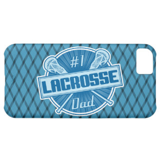 #1 Lacrosse Dad Phone Cover