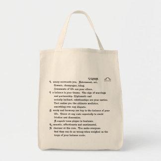 1-LIBRA la bolsa de asas de sept. 23- 22 de octubr