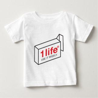 1 Life Infant T-shirt