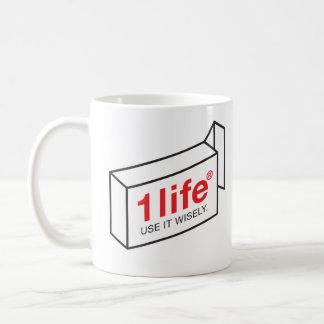 1 Life Mug