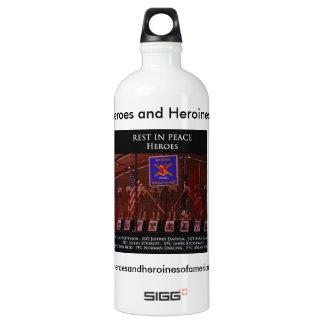 1 liter Homeless Veterans Water Bottle SIGG Traveler 1.0L Water Bottle