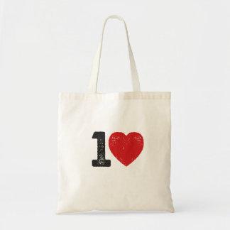1 Love Tote Bag