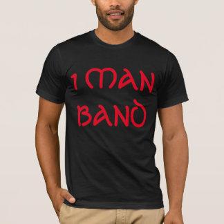 """1 Man Band"" t-shirt"