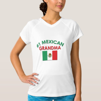 #1 Mexican Grandma T-Shirt