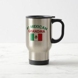 #1 Mexican Grandma Travel Mug