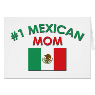 #1 Mexican Mom Card