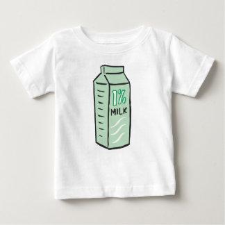 1% Milk Baby T-Shirt