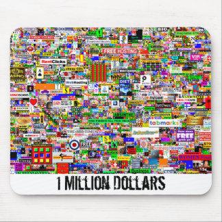 1 Million Dollars Mouse Pad