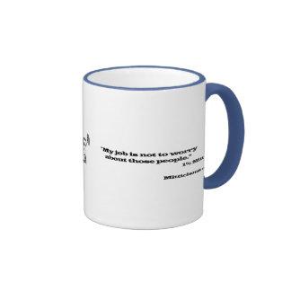 1% Mitt Ringer Mug