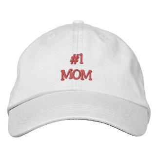 #1 MOM-Mother's Day/Birthday Cap