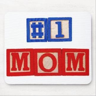 #1 Mom Mousepad