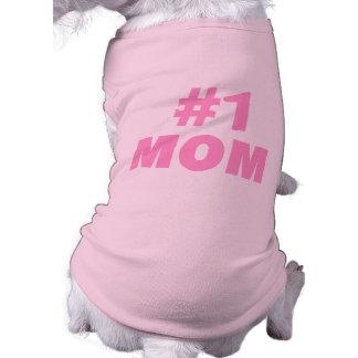 #1 Mom (Pink) Shirt