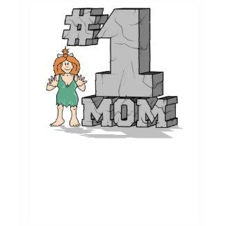 #1 Mom Shirt shirt