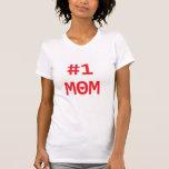 #1 Mom Tees