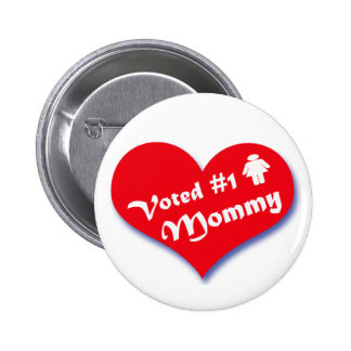 #1 Mommy Button