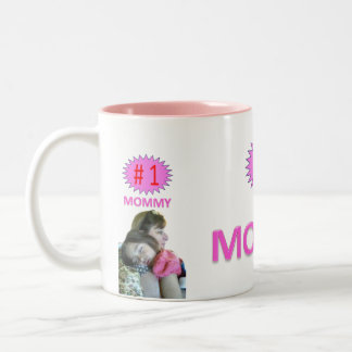 #1 MOMMY MUG